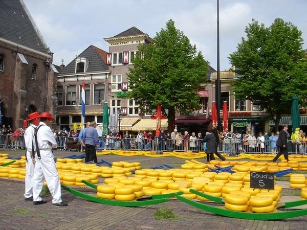 荷蘭的優點:隨便拍都是色彩繽紛
