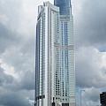 中環的國際金融中心(IFC)和四季酒店