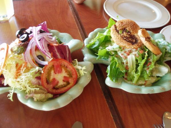我們在赤柱海邊享受悠閒的西式早午餐
