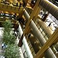 Tokyo Midtown是類似六本木Hills的複合式都會購物中心