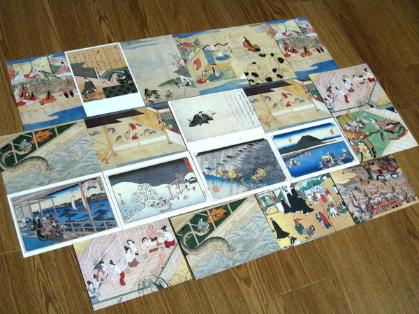 Pixnet徵文活動的獎品之一:東京人妻越洋親筆明信片