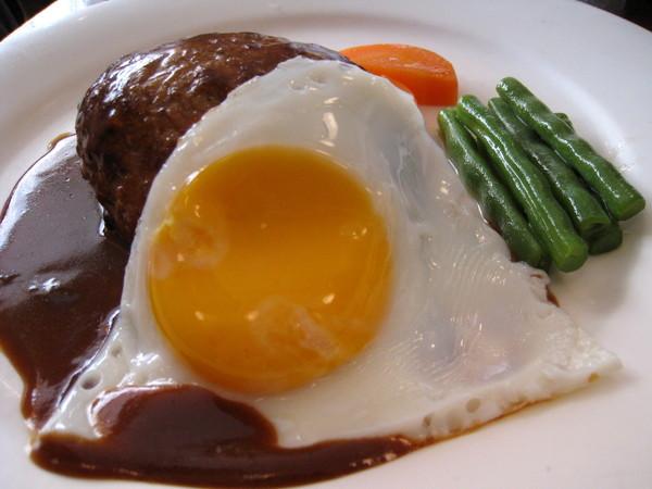 看起來不起眼,但Edoya的日式西餐的確挺好吃