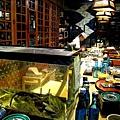 11/30,大白難得早回家陪我出門吃日本料理「杢魚庵」