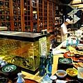 這是大白在熊本出差期間,和同事、客戶常來的日本料理小店