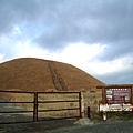 冬天的米塚草原讓人有些失望,沒有可看性