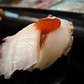 這裡的壽司品質只能算是中等,水準遠不及我在東京吃過的幾家