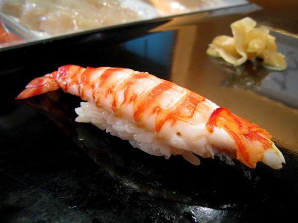 蝦子還不錯,但應該可以再新鮮一點