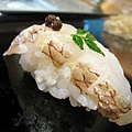 很有禪味的壽司裝飾