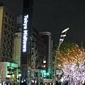 Tokyo Midtown的地標,被手抖王拍糊了