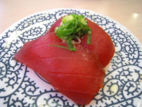 鮪魚肚握壽司