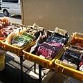 日本人很喜歡吃蔬菜漬物,但多數對我而言都太鹹