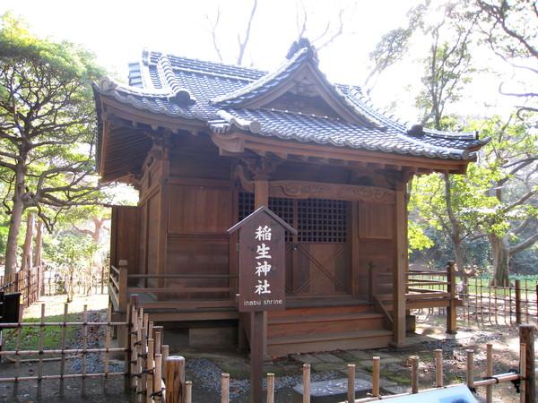 稻生神社,今天好像沒開放參觀