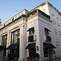 Ralph Lauren在表參道上有一整棟典雅的西式建築