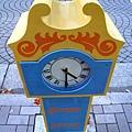 美國作品「和平時鐘」(Peace Clock)