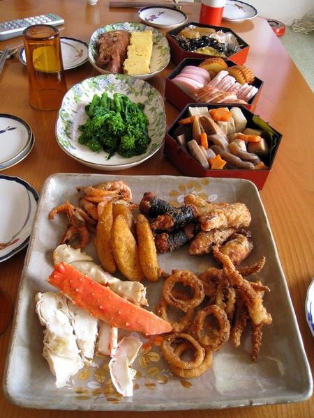 元月二日的早午餐,菜色是不是有些眼熟?