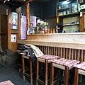 店內裝潢非常儉樸,是我喜愛的日本家庭式老店風情