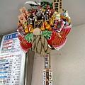 售票亭旁的祈福飾品,大白猛然想不起這個東西日文怎麼稱呼
