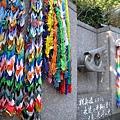紀念廣島長崎原爆受難者的和平之火
