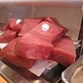高級的鮪魚腹肉(Otoro)