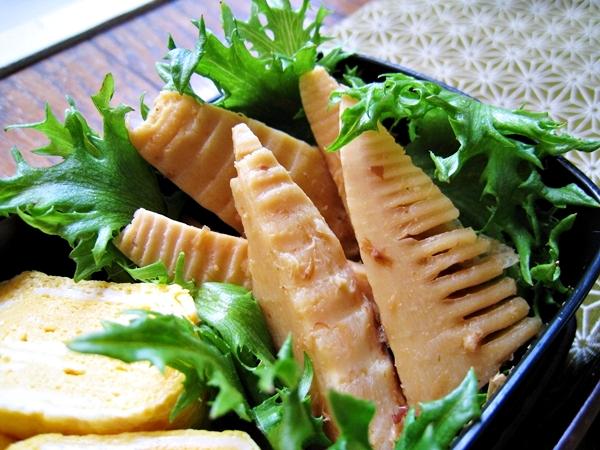 竹筍土佐煮