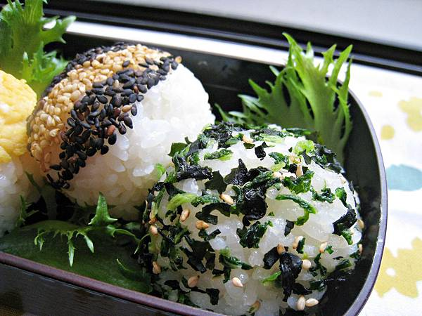 青菜海苔飯糰