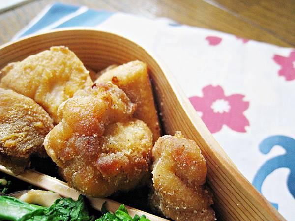 酥烤日式雞塊