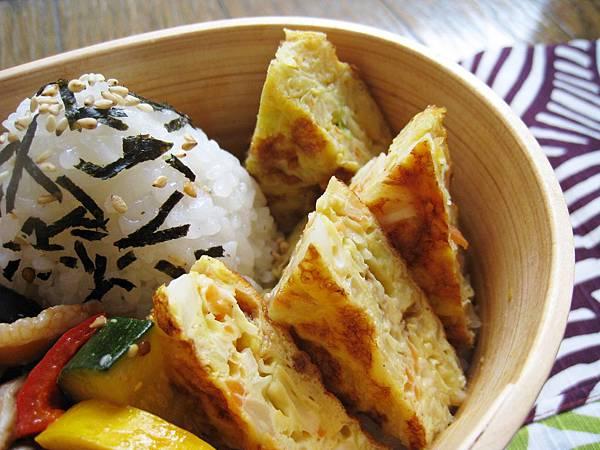 高麗菜肉燥蛋餅