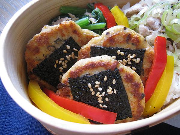 豆腐磯邊燒