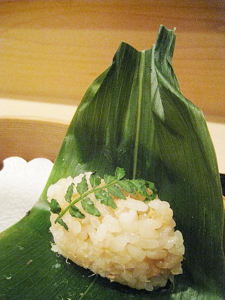 小魚山椒飯糰