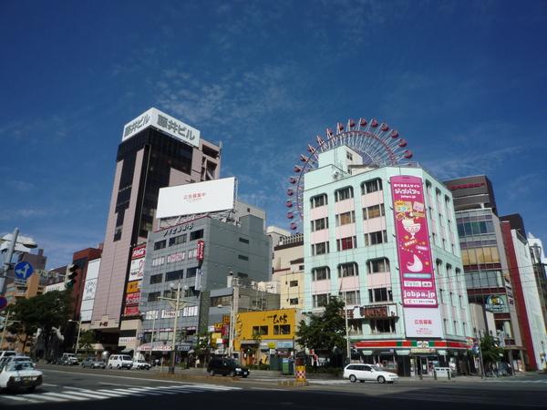 札幌市中心熱鬧的すすきの站