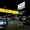 安頓行李後,搭電車去小樽玩耍