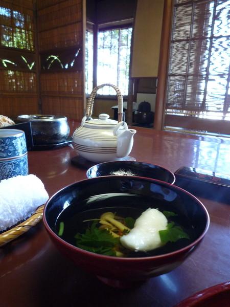 還有一碗美味的清湯