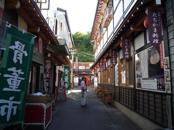 重現昭和時代風情的小巷子