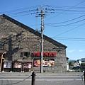 小樽運河食堂也是由倉庫改建成的食堂,很受觀光客歡迎