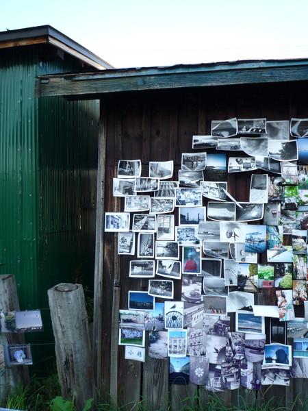我不懂攝影,但這些照片都是小樽當地的景色人物,所以也看得興味盎然
