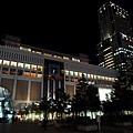 吃完壽司後離開小樽,回到首夜下榻的札幌。這是札幌車站