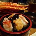 可無限續碗的握壽司