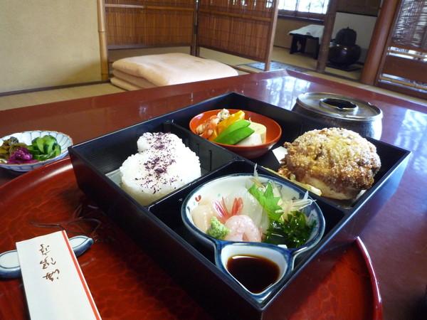 小樽「海陽亭」傳統日式便當