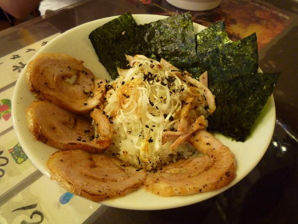 札幌「狼」的叉燒飯