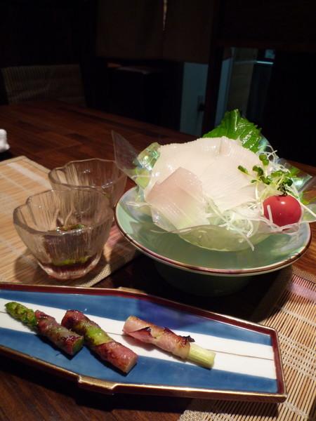 函館「弁財船」居酒屋