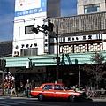 中午坐電車去淺草,展開死觀光客行程
