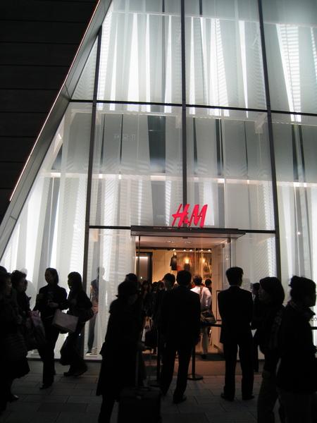H&M在美國明明就是超平價的大眾品牌