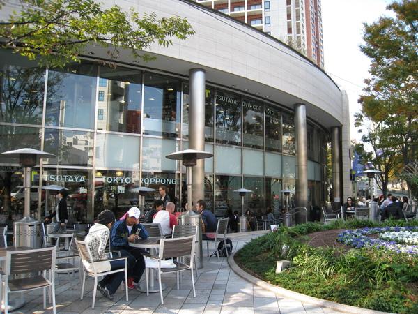 我最愛逛的書店:TSUTAYA TOKYO ROPPONGI