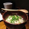 紫蘇竹筴魚茶泡飯真好吃