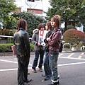 這種打扮的男生搭訕成功率不知如何?日本妹覺得很帥嗎?
