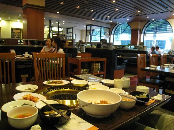 好友麗莎大力推薦的瑞草沙里院,是此行中唯一光顧的一家韓牛烤肉