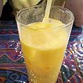 Lassi是一種印度特有的優格飲料,可以做成很多口味