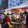 日式醬油海苔烤団子