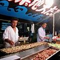 我很愛吃章魚燒,但廟會裡的章魚燒貪快通常都不好吃,踩過幾次地雷