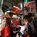 2009麻布十番納涼祭,就在視覺系少年和浴衣少女的笑容中畫下句點